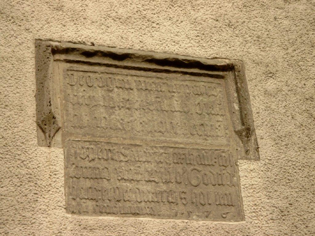 Renovierung der Vördener Kirche