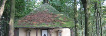 Bau der Hungerbergkapelle