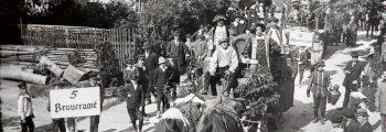 Große Jubiläumsfeier zur Stadterhebung Vördens vor 600 Jahren