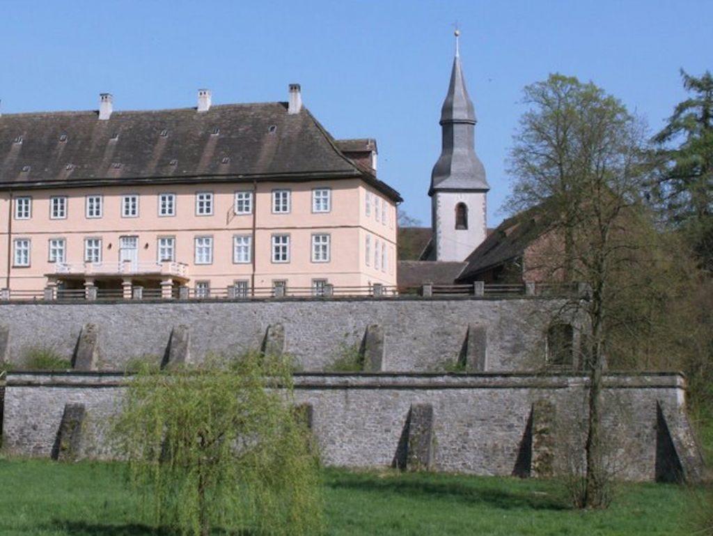 Der Schlosspark wird öffentlich zugänglich